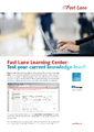 Fast lane Learning Center